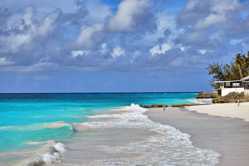 Barbados is known for its dreamy beaches. Image courtesy of  Berit Watkin .