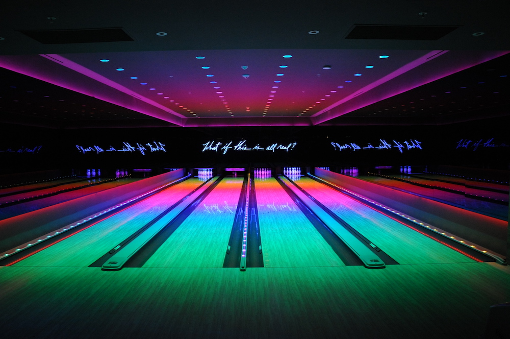 The Basement Bowl at The Miami Beach Edition.The Miami Beach Edition is the first property to incorporate Edition Hotel's brand-wide Stay Plastic-Free initiative.