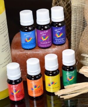 Colour Energy Chakra Blends!