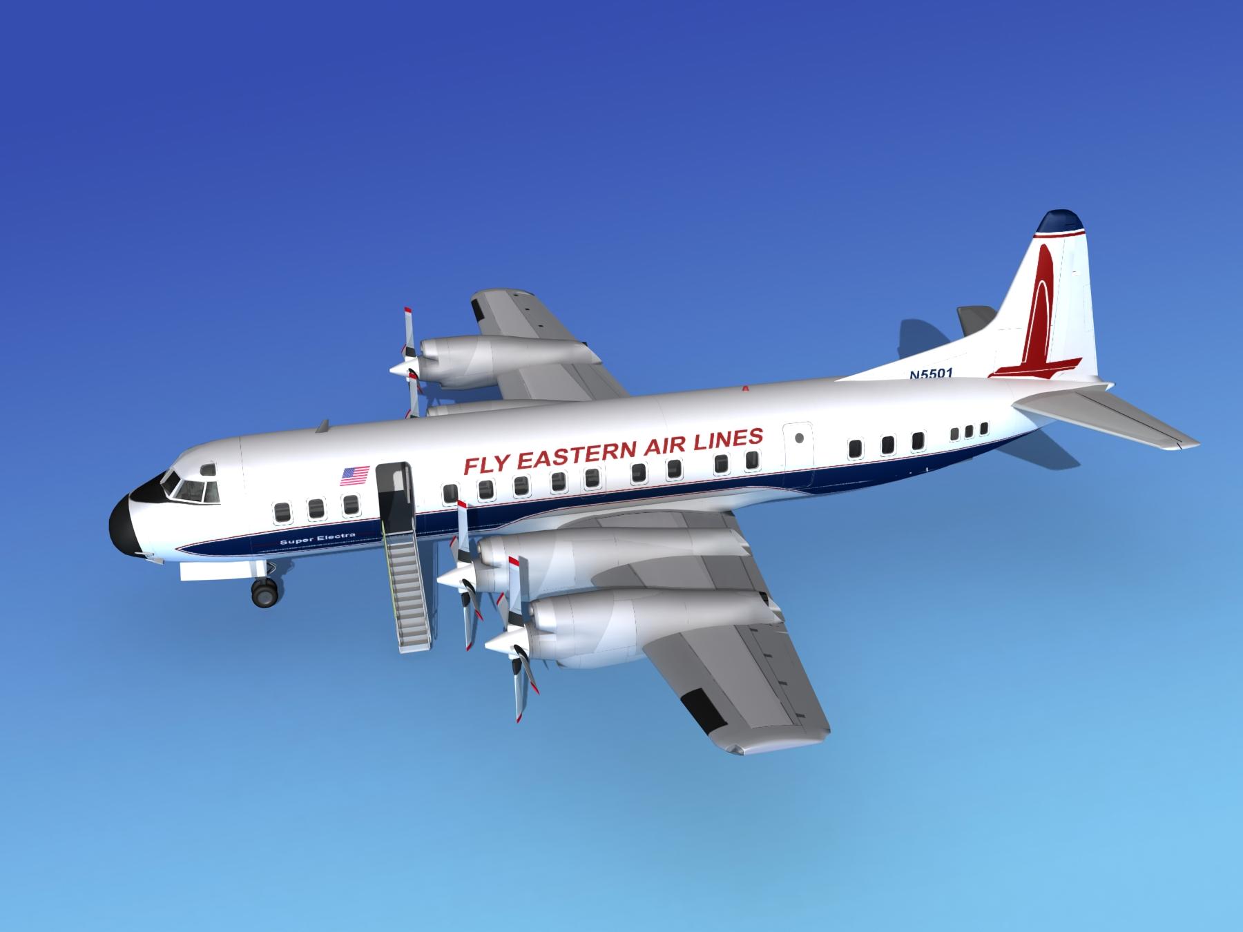 Lockheed Electra II Eastern Airlines 20090.jpg