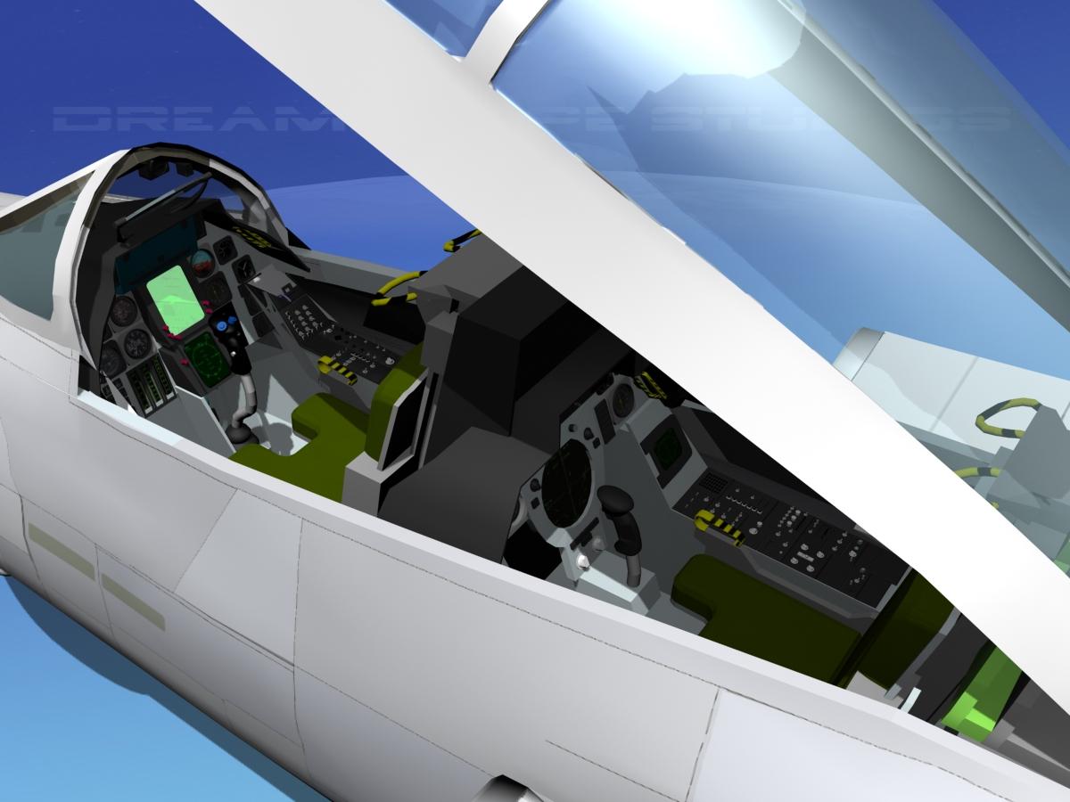Grumman F-14 D Tomcat cockpit 2.jpg