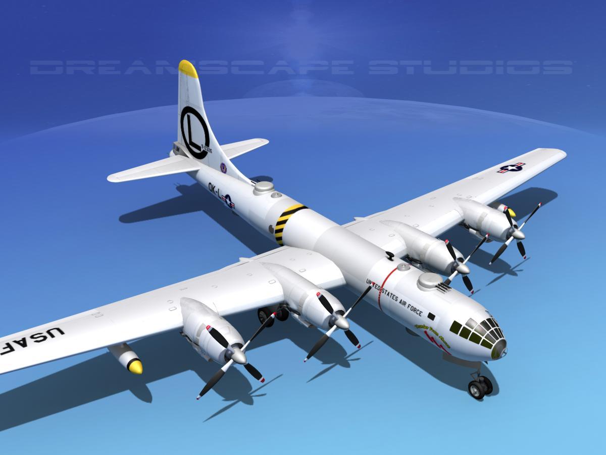 B-50 Superfortress II V080080.jpg