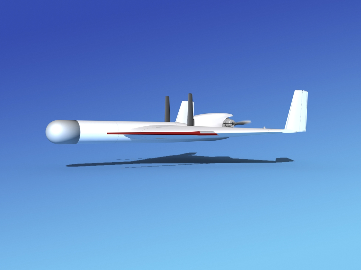 Harpy 1 UAV