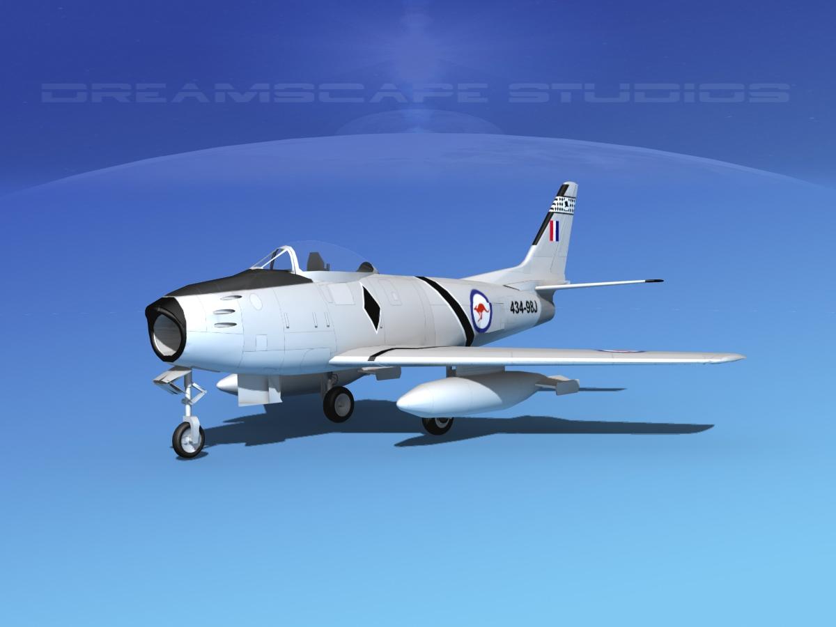 North Americal F-86 Sabre