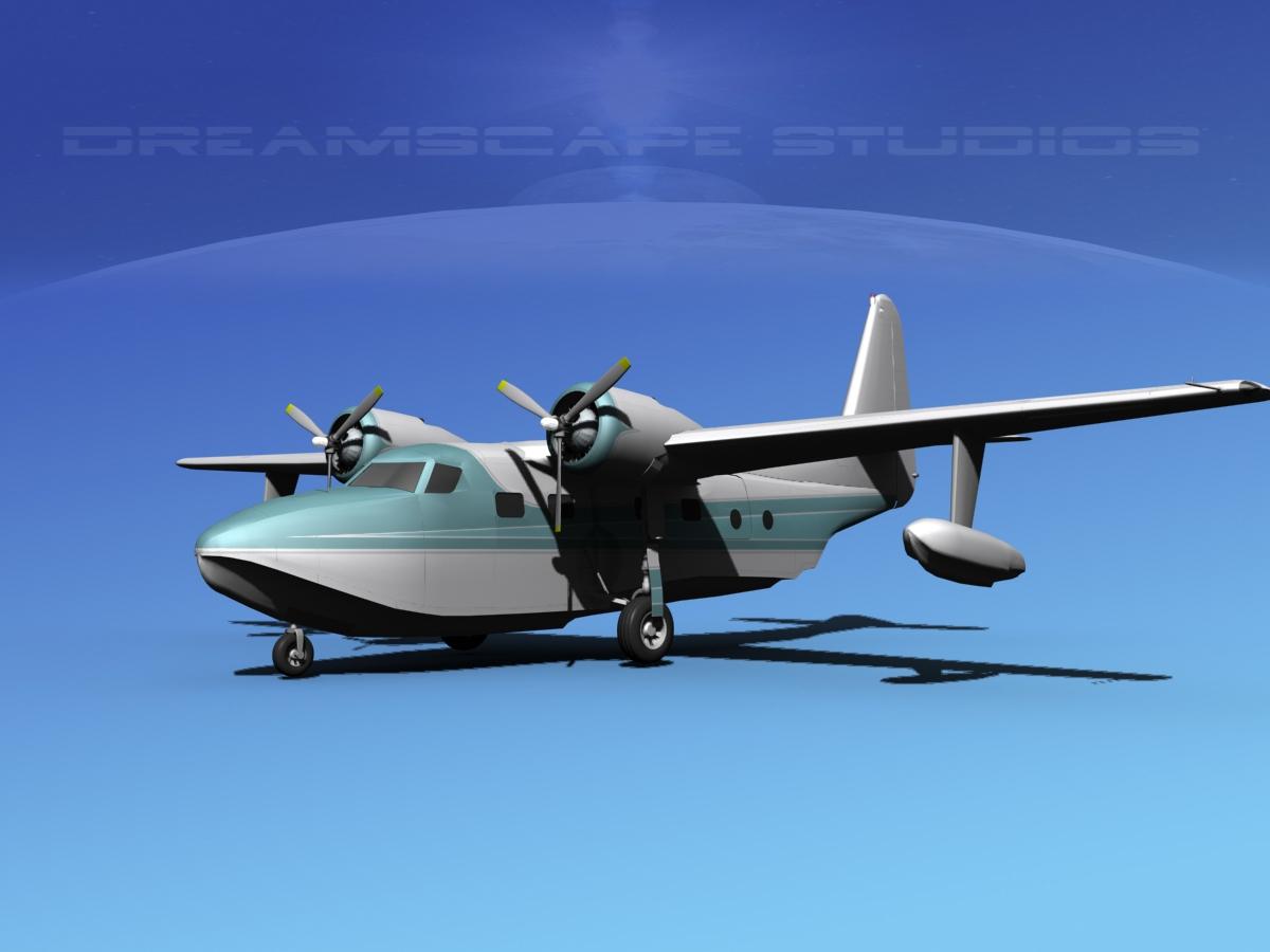 Grumman G-73 Mallard
