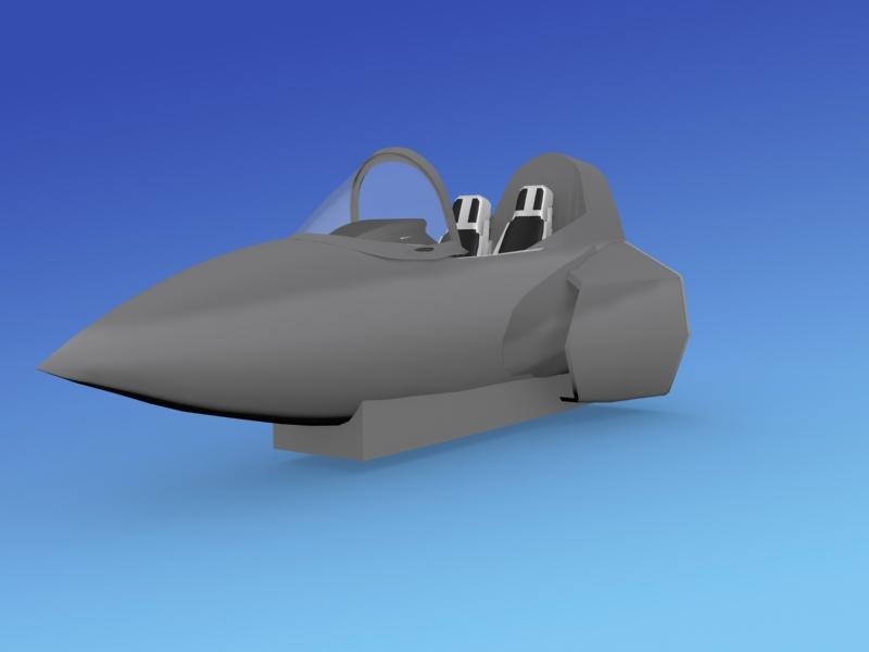 F-35 Cockpit