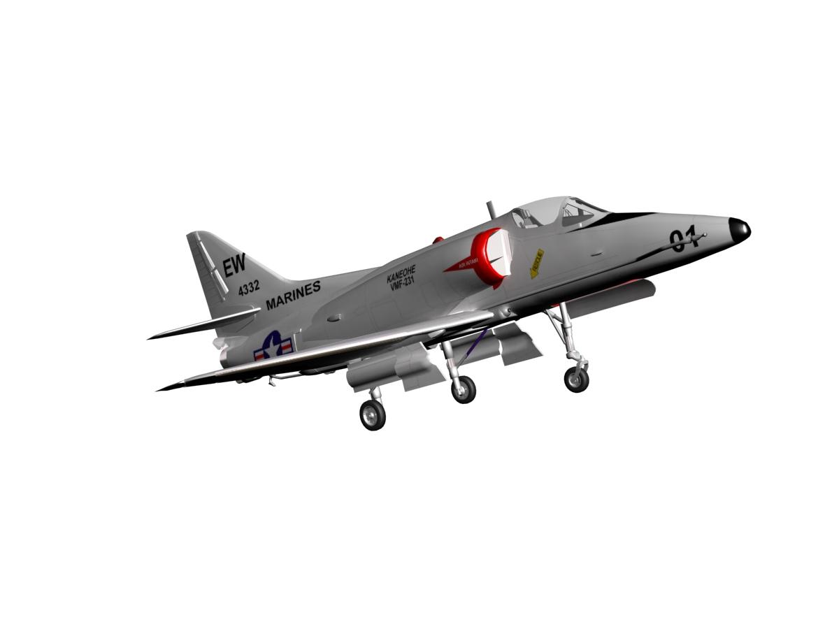 A-4D Skyhawk