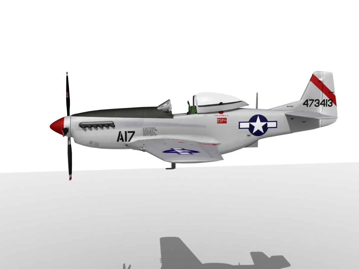 P-51-D Mustang