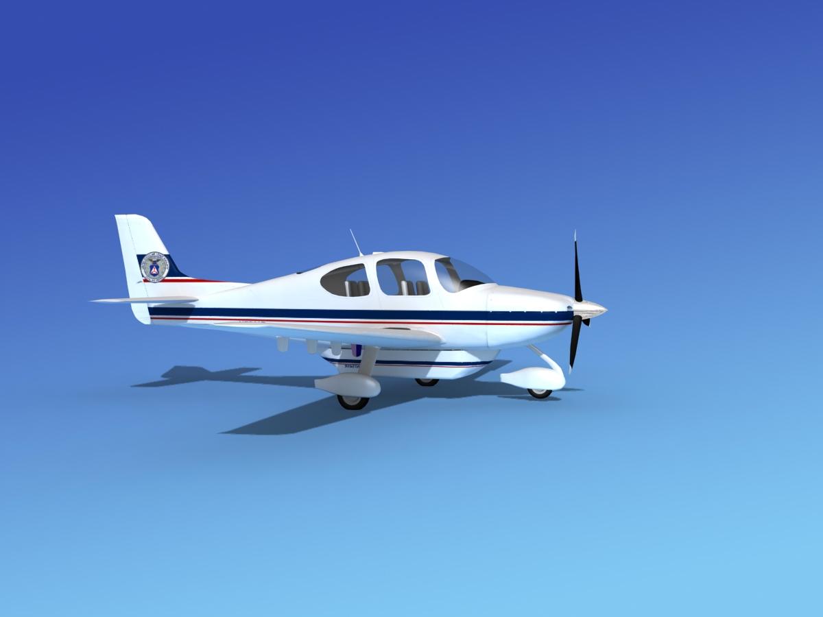 Cirrus SR22 Civil Air Patrol