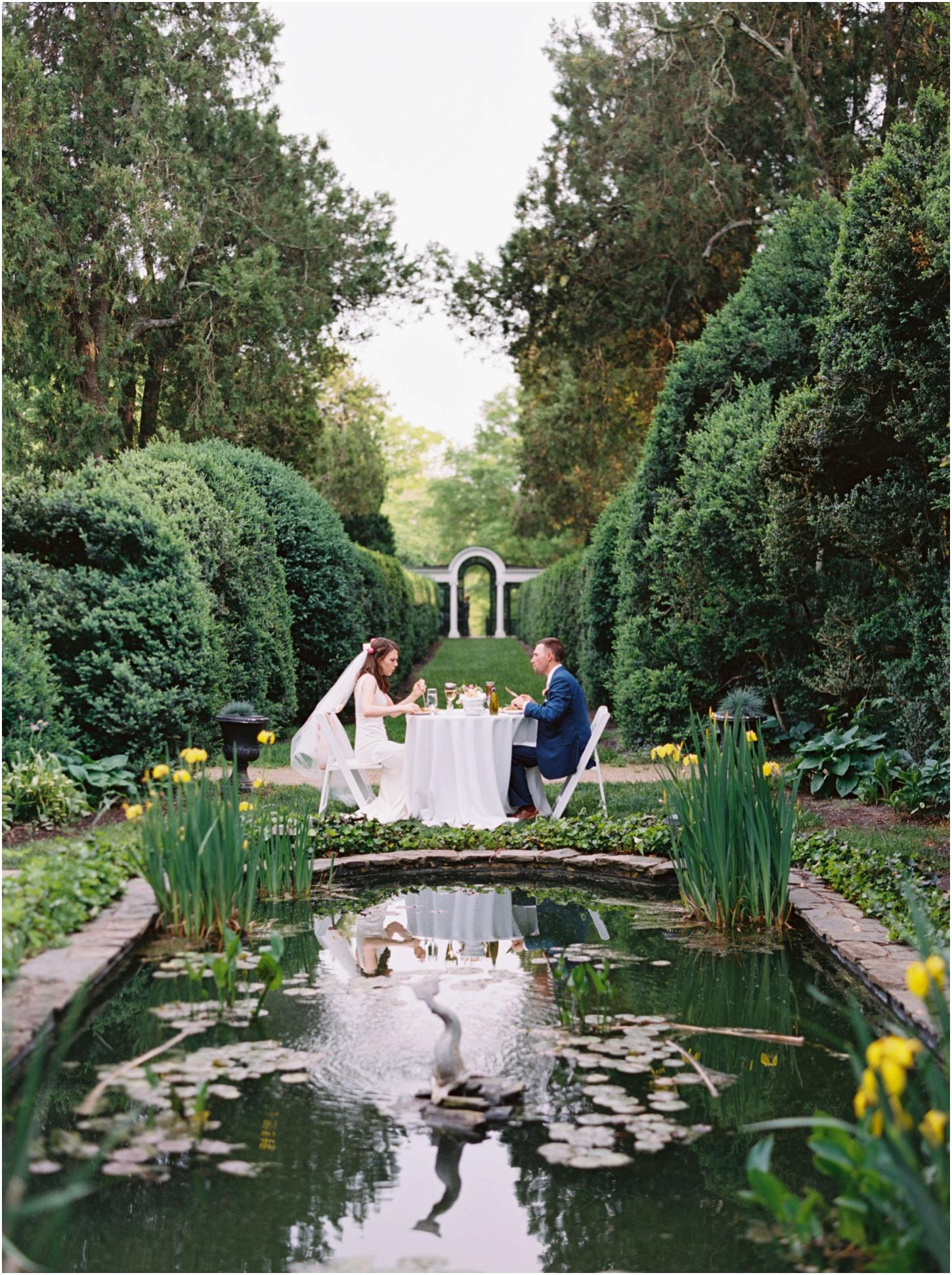 Oatlands Plantation Wedding Photography