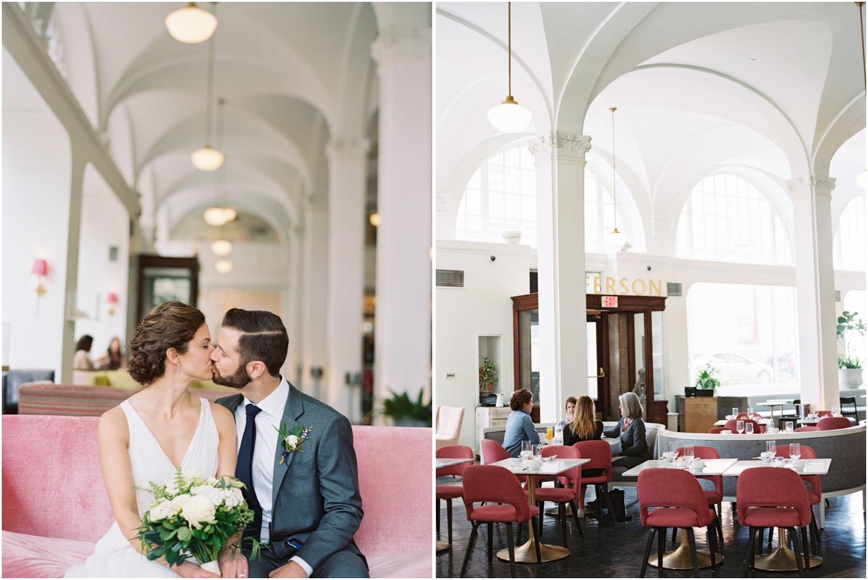 Quirk Hotel Wedding