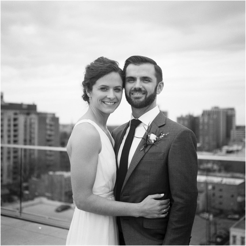 Rooftop wedding venues Richmond