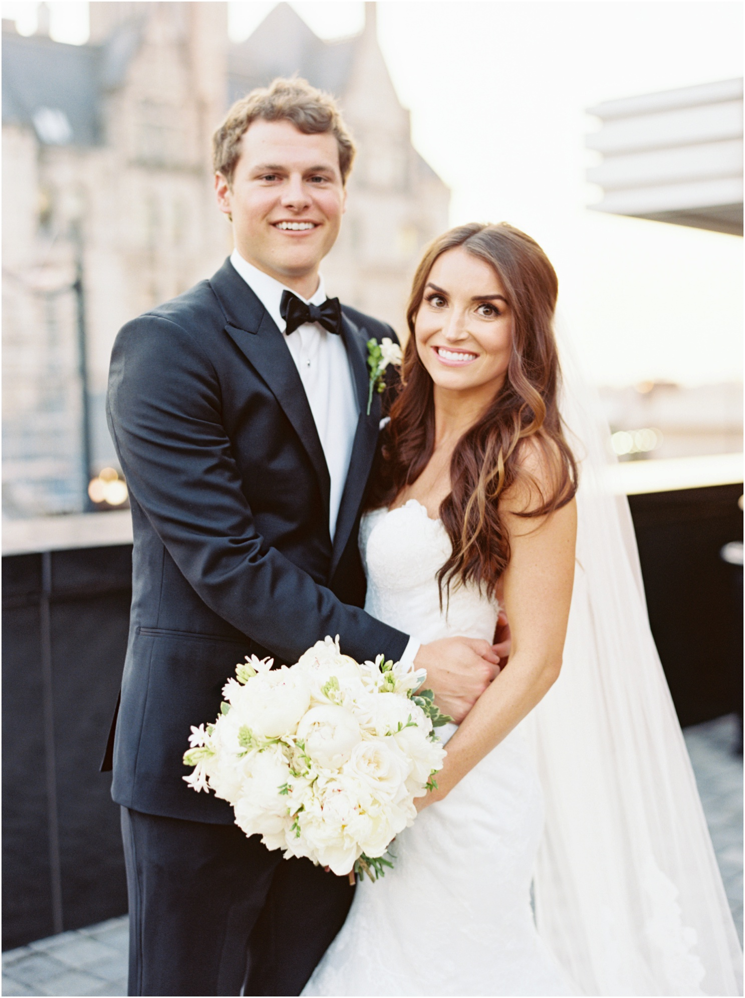Frist Wedding Nashville