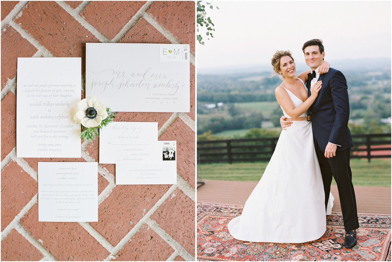Trinity View Farm Wedding