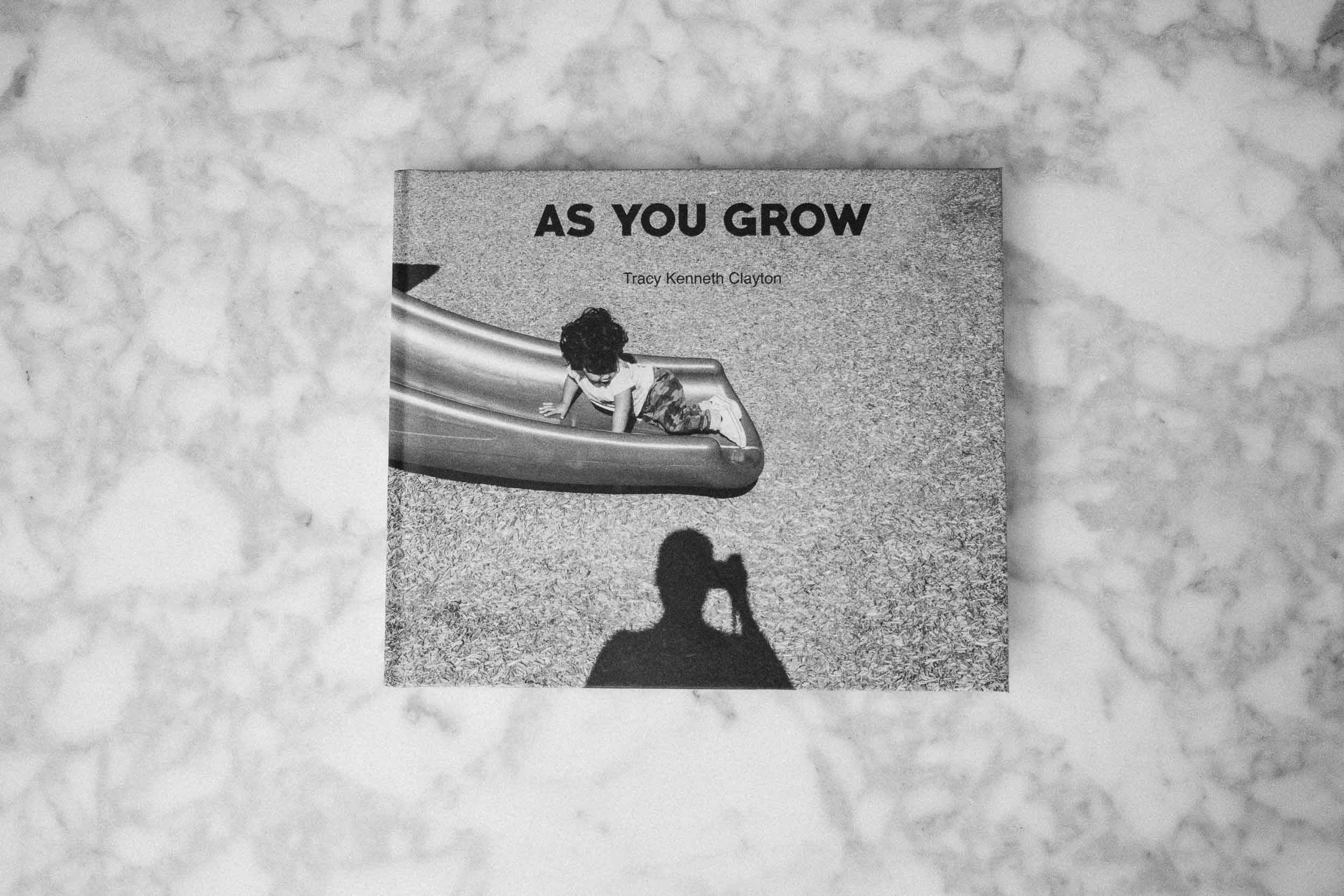 As You Grow Vol 2. Documenting my son's second year.