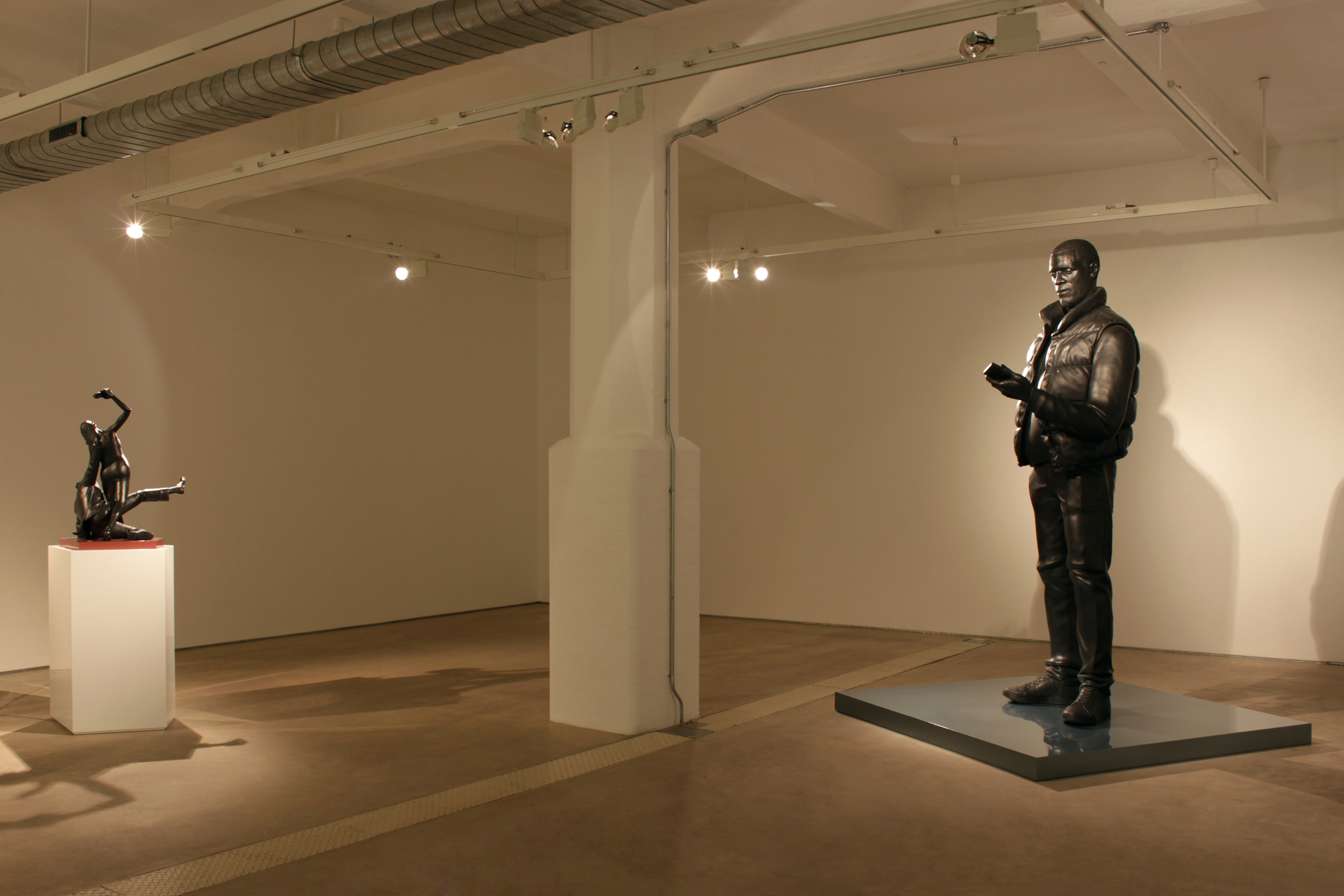 Tom Price, Ancient Systems, Hales Gallery 2013, installation view III.jpg