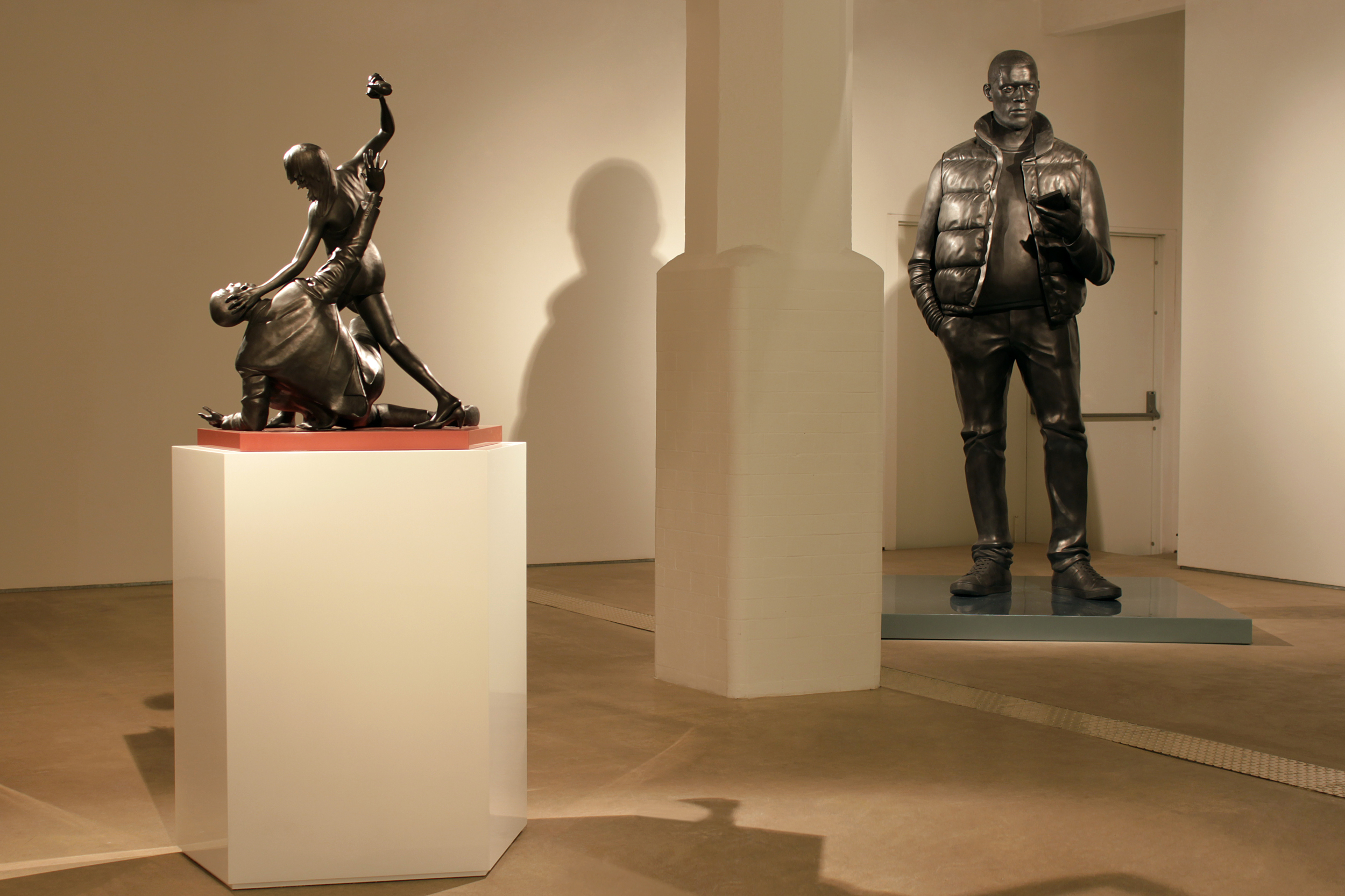 Tom Price, Ancient Systems, Hales Gallery 2013, installation view I.jpg
