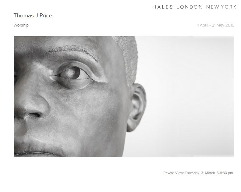 Worhip_Hales Gallery solo show