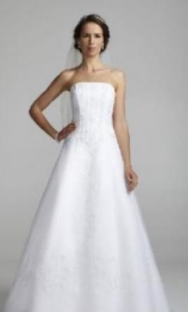 Davids-Bridal-Other-V8822-Strapless-organza-corset-gown-w-beaded-lace-White-2010-Front.jpeg