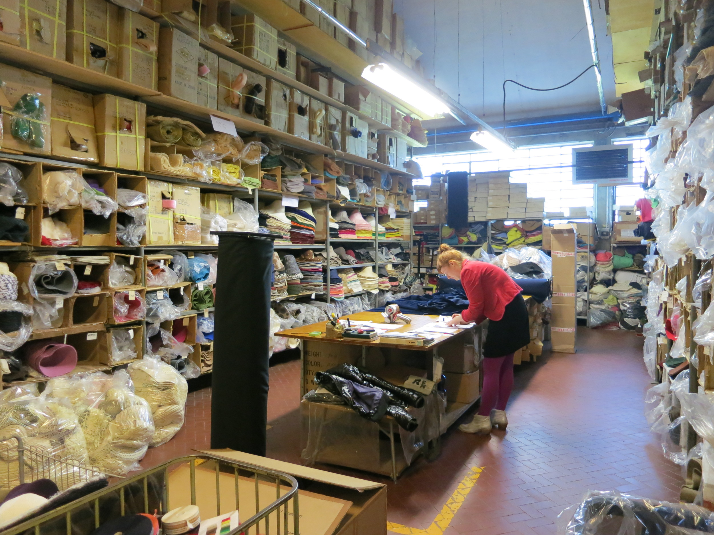 Selecting Supplies