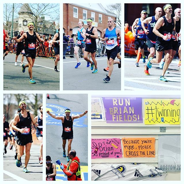 On Monday I accomplished a goal that was almost 20 years in the making. I ran the Boston Marathon! It started out fun enough for 13 miles but then my quads and hammy caught up to me. I fought through to the full 26.2 miles thanks to support from my sister, my fiancé, our son and daughter. The second marathon came that evening as we flew back to California with the 6-week old twins. I hope my Jeep goals don't take 20 years!