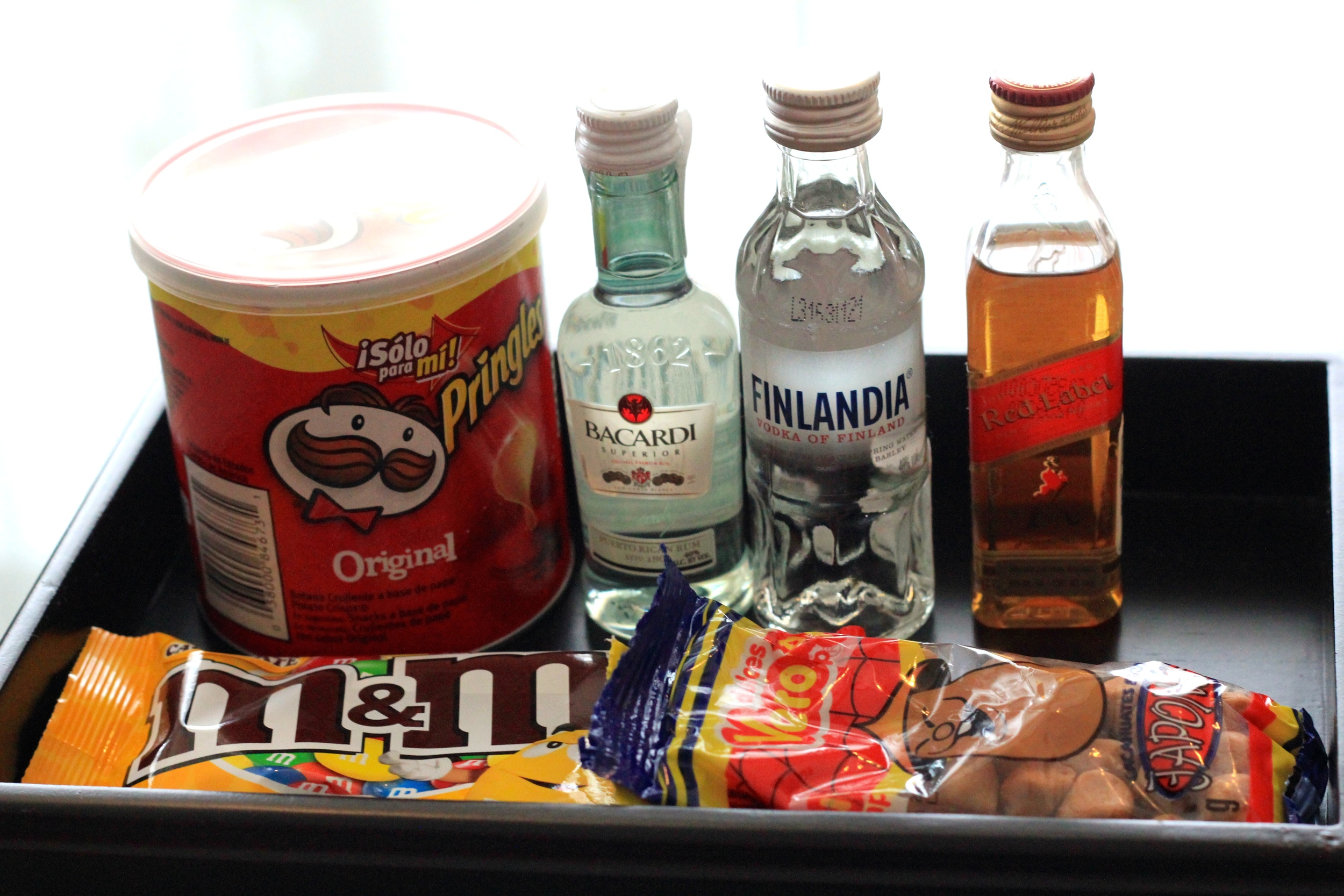 Preferred Mini Bar Amenities