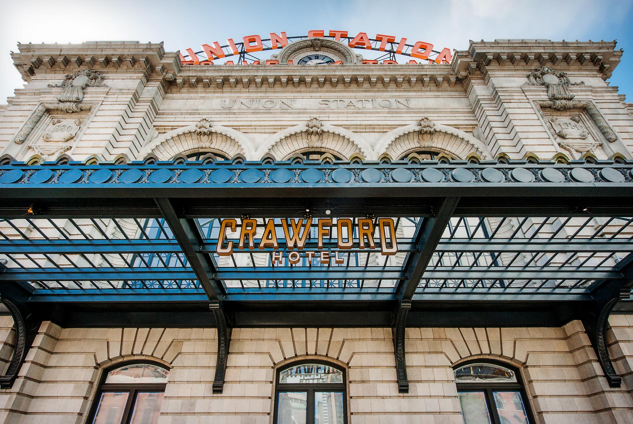 Photo by Ellen Jaskol - The Crawford Hotel