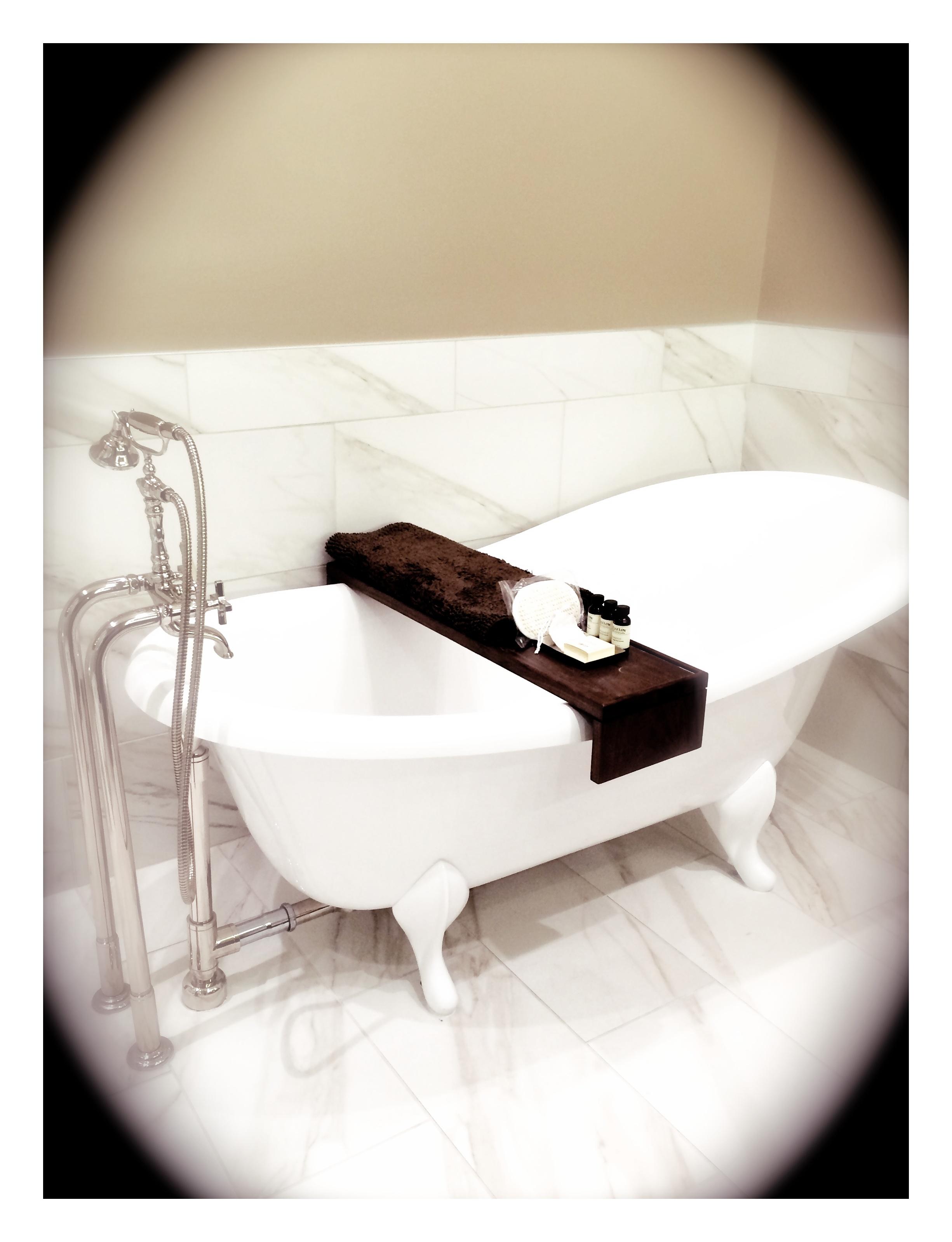 Claw Foot Bathtub