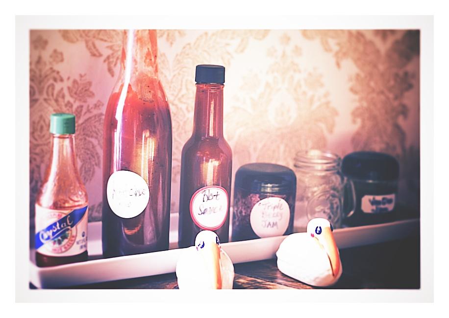 Homemade Hot Sauces & Jams