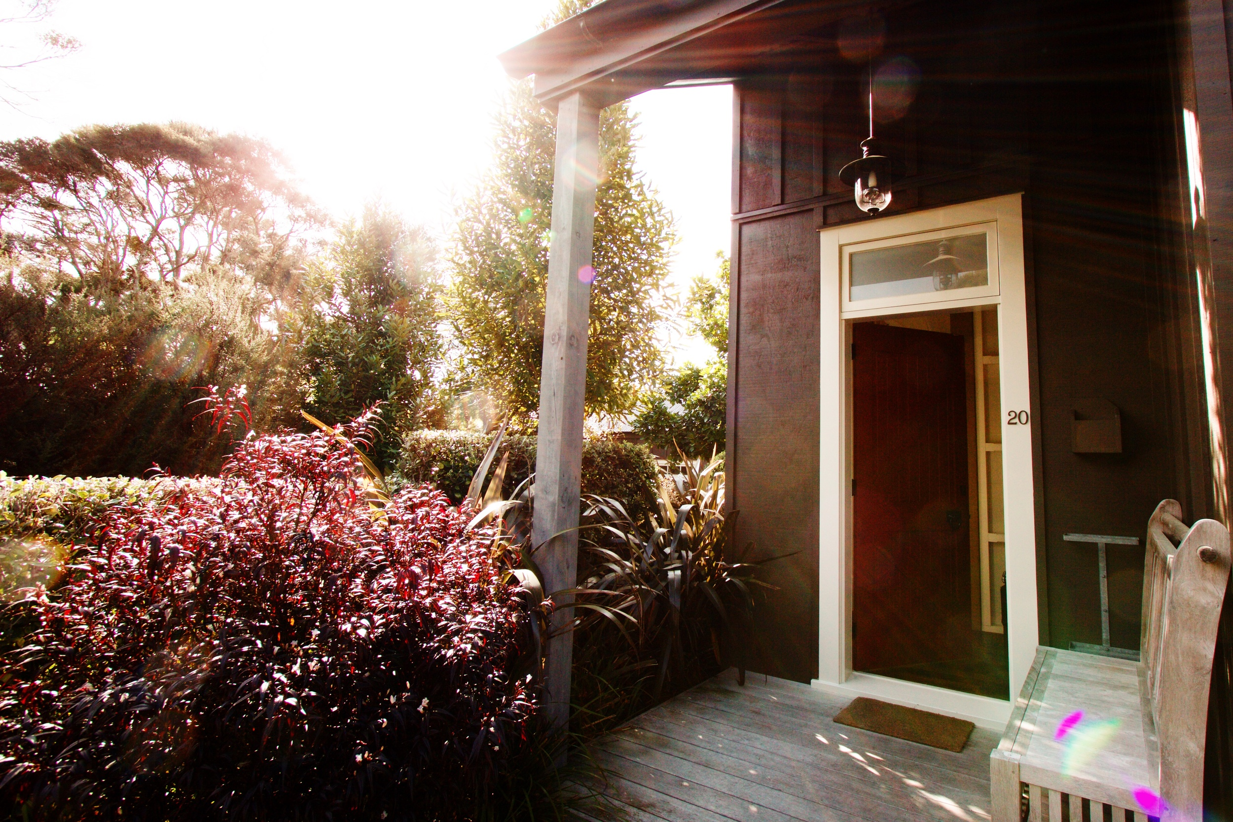 Front Entrance | Suite 20