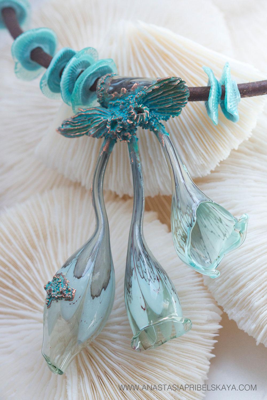 """""""Deep blue"""" by Anastasia Pribelskaya"""