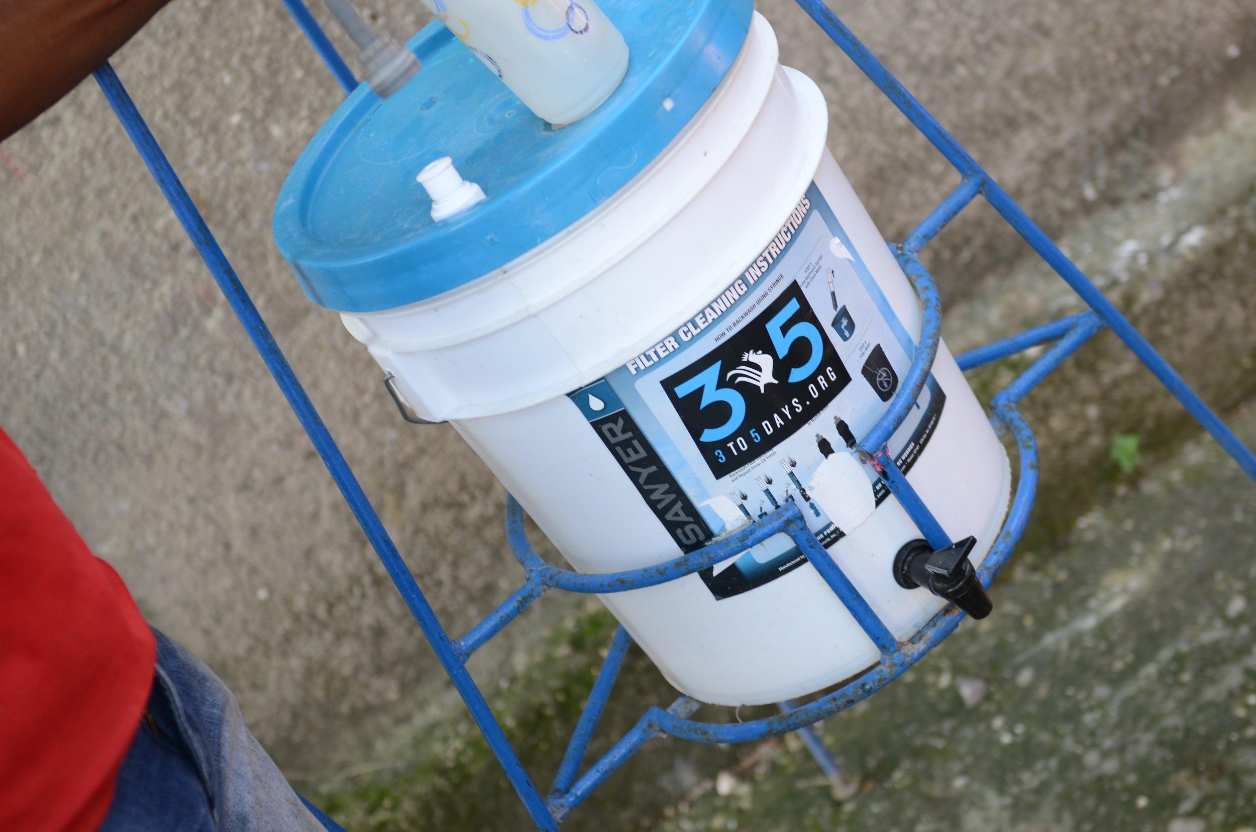 HAITI NEEDS WATER - HURRICANE MATTHEW