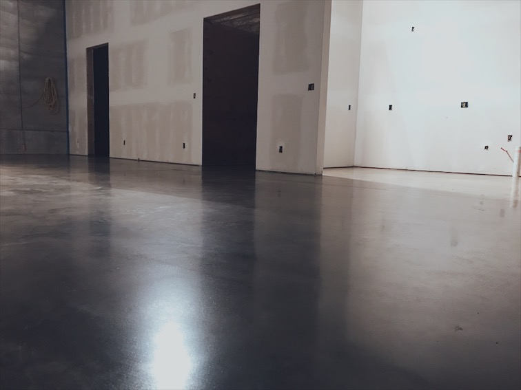 Noel Moniot out of Little Rock does a great job on floors!