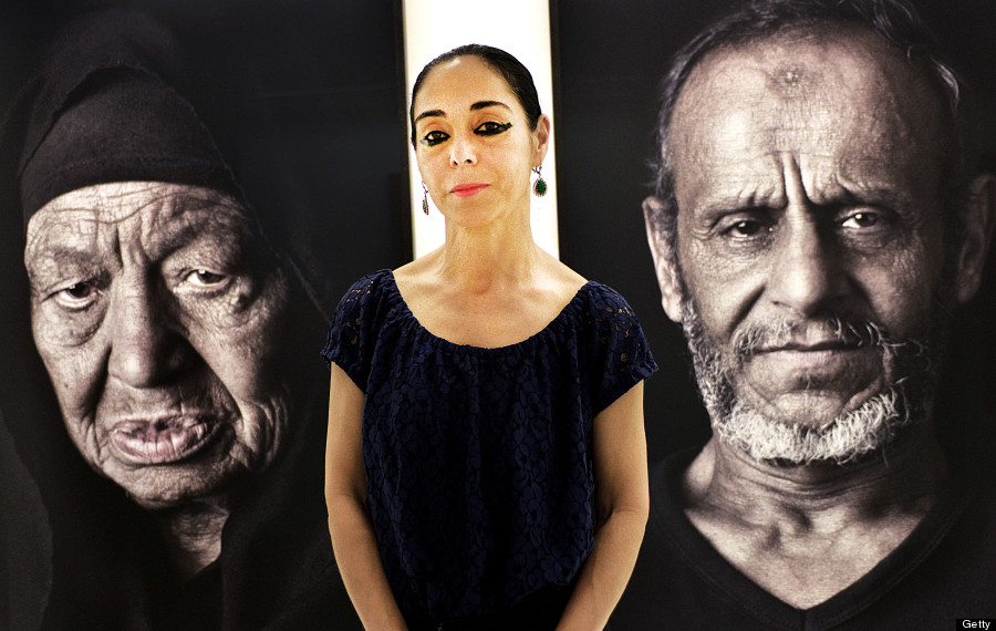 Shirin Neshat (Photo by Selin Alemdar/Getty Images)