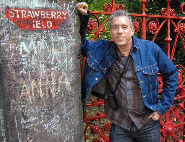 Strawberry Field, originally a Salvation Army Children's home inspired John Lennon who, with George Martin's deft arrangement skills, created an enduring masterpiece, Strawberry Fields Forever.
