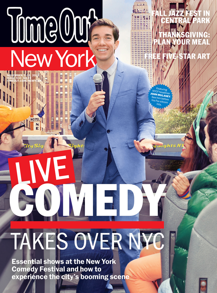 The Comedy Issue