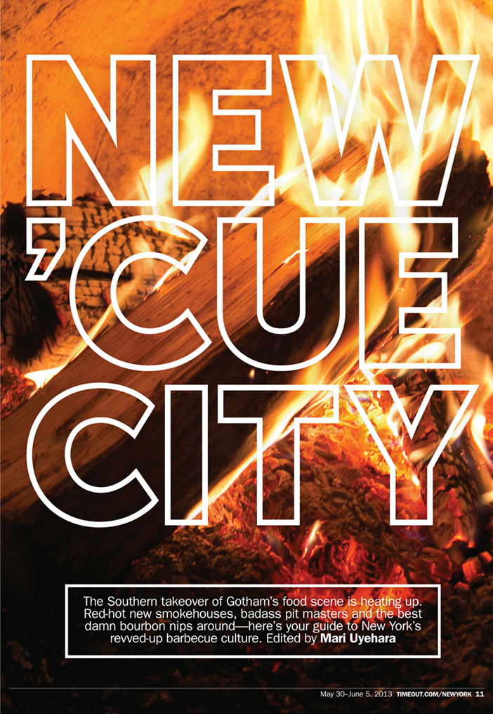 New 'Cue City
