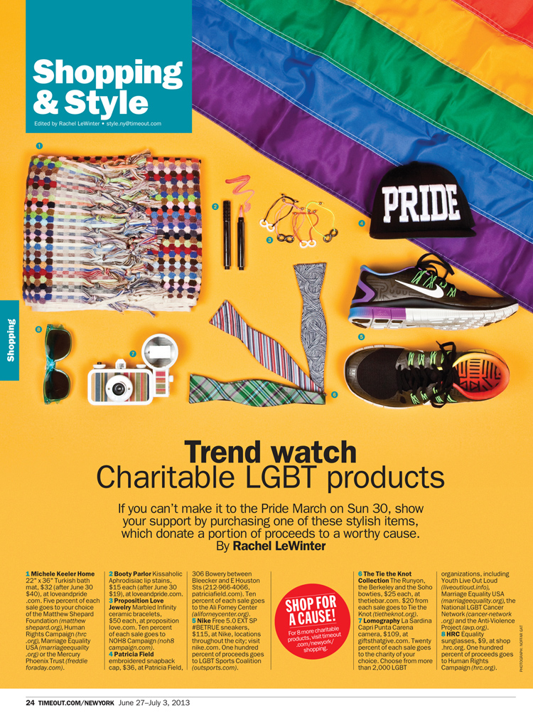 LGBT-friendly Products