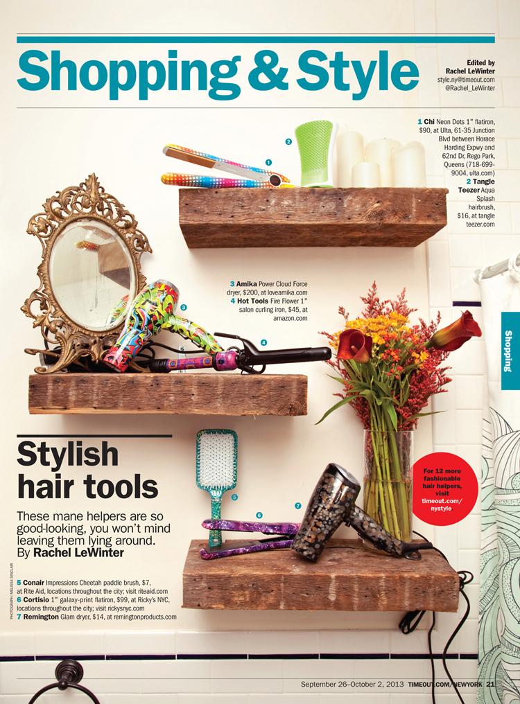Stylish Hair Tools