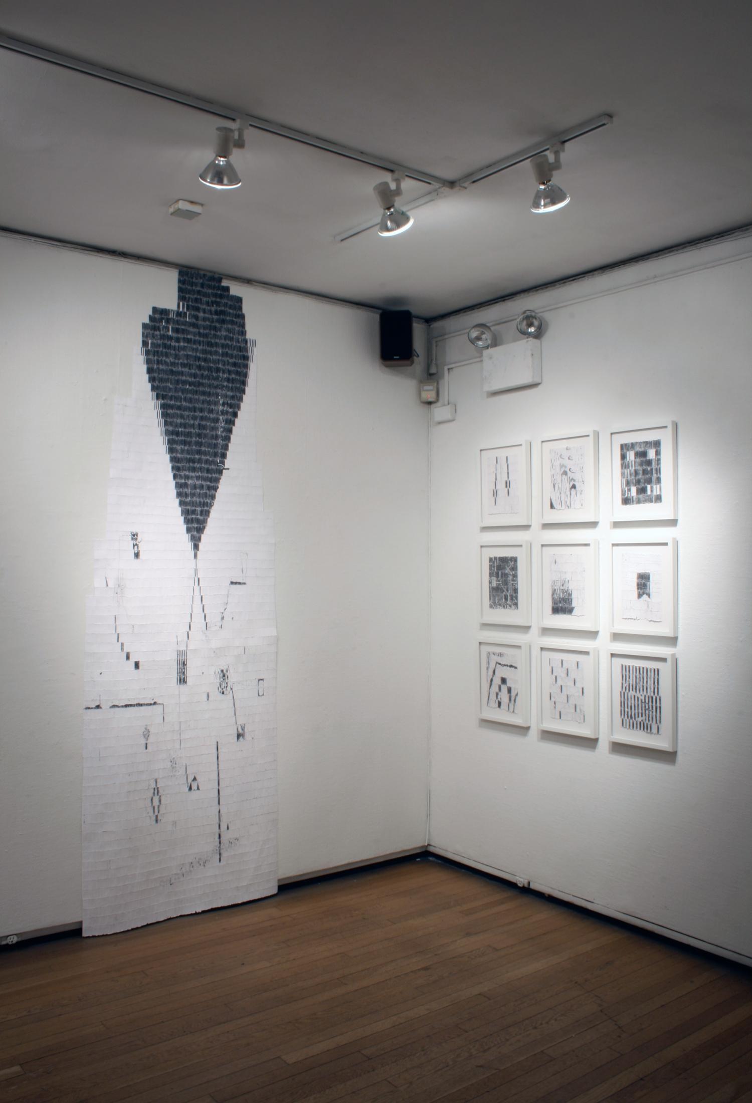 Installation detail, 2011