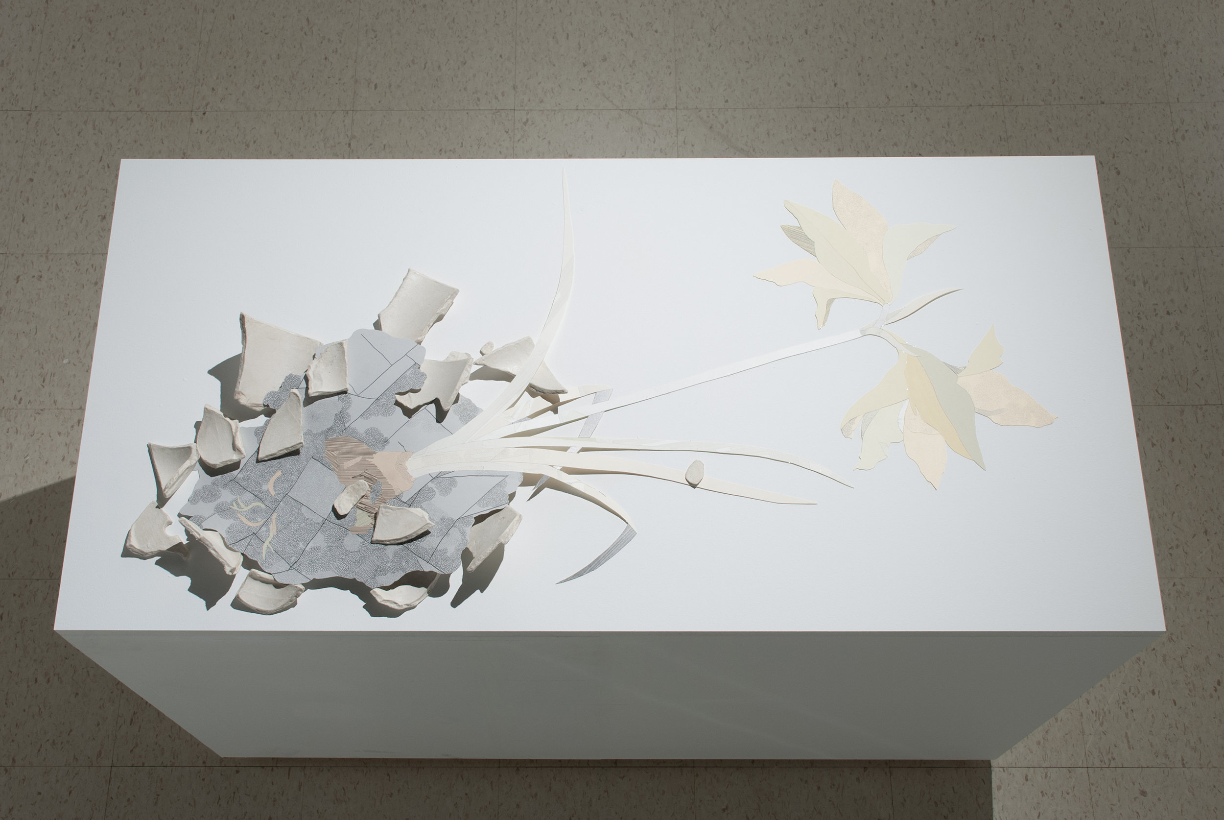 Untitled (Broken Flower)