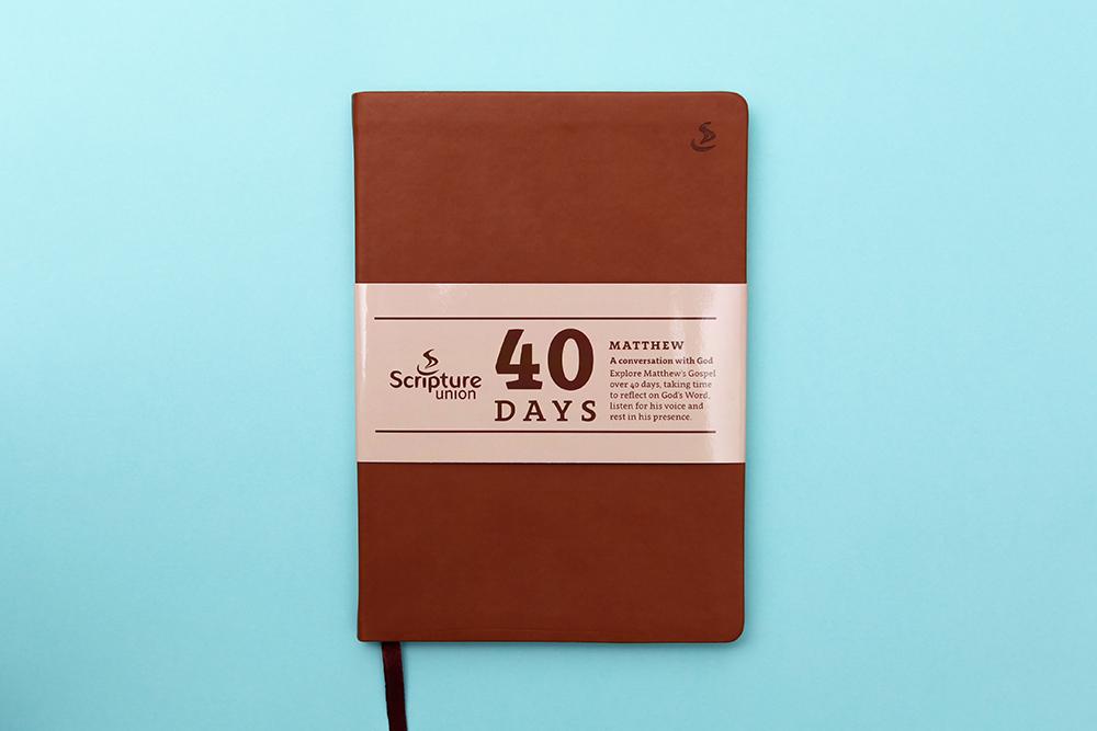 40 Days,  Scripture Union