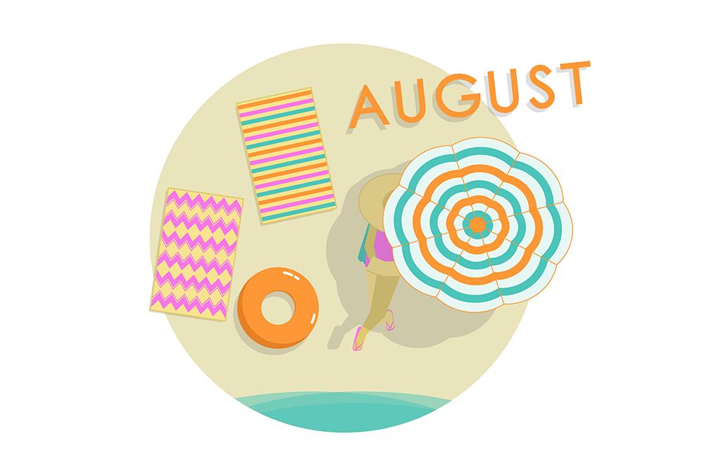 August,  Hullo Creative