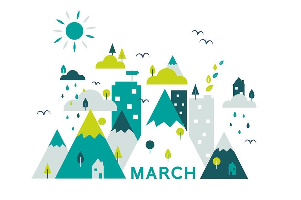 March,  Hullo Creative