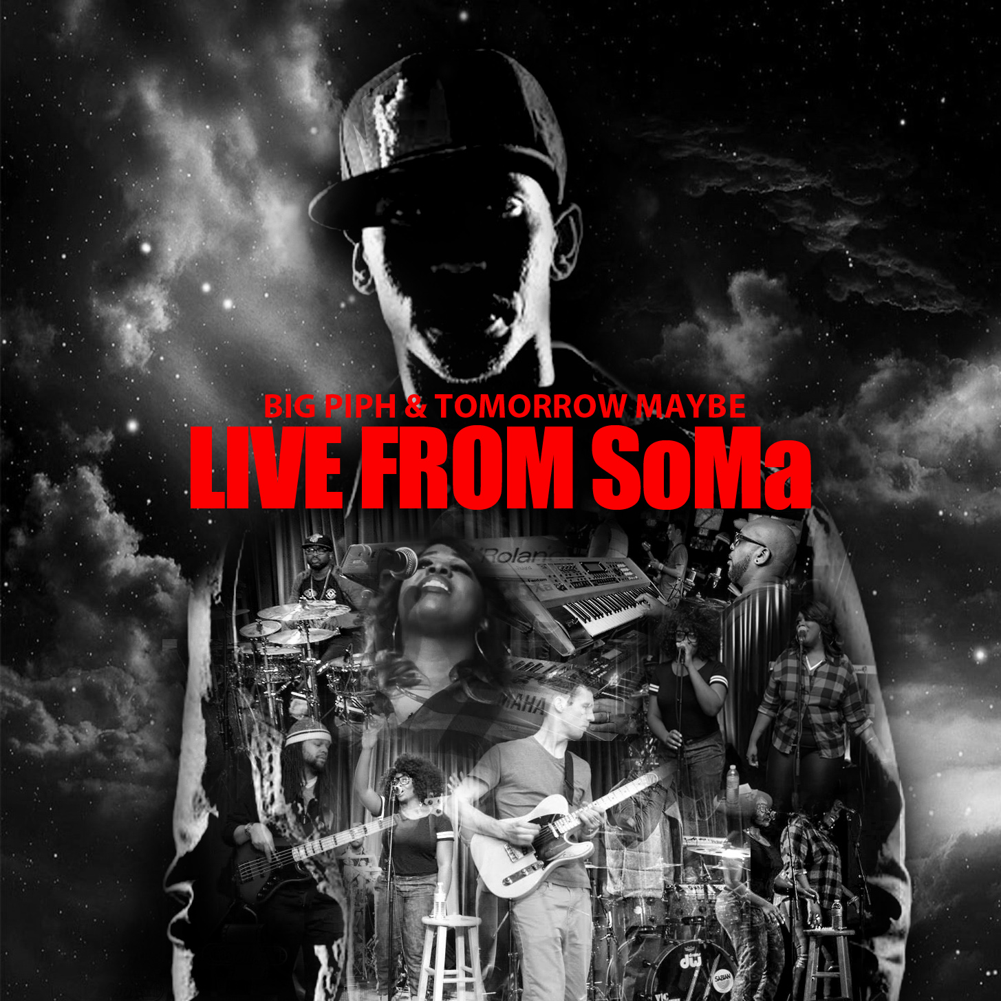 Live from SoMa cover