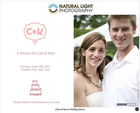 c+k shower slideshow