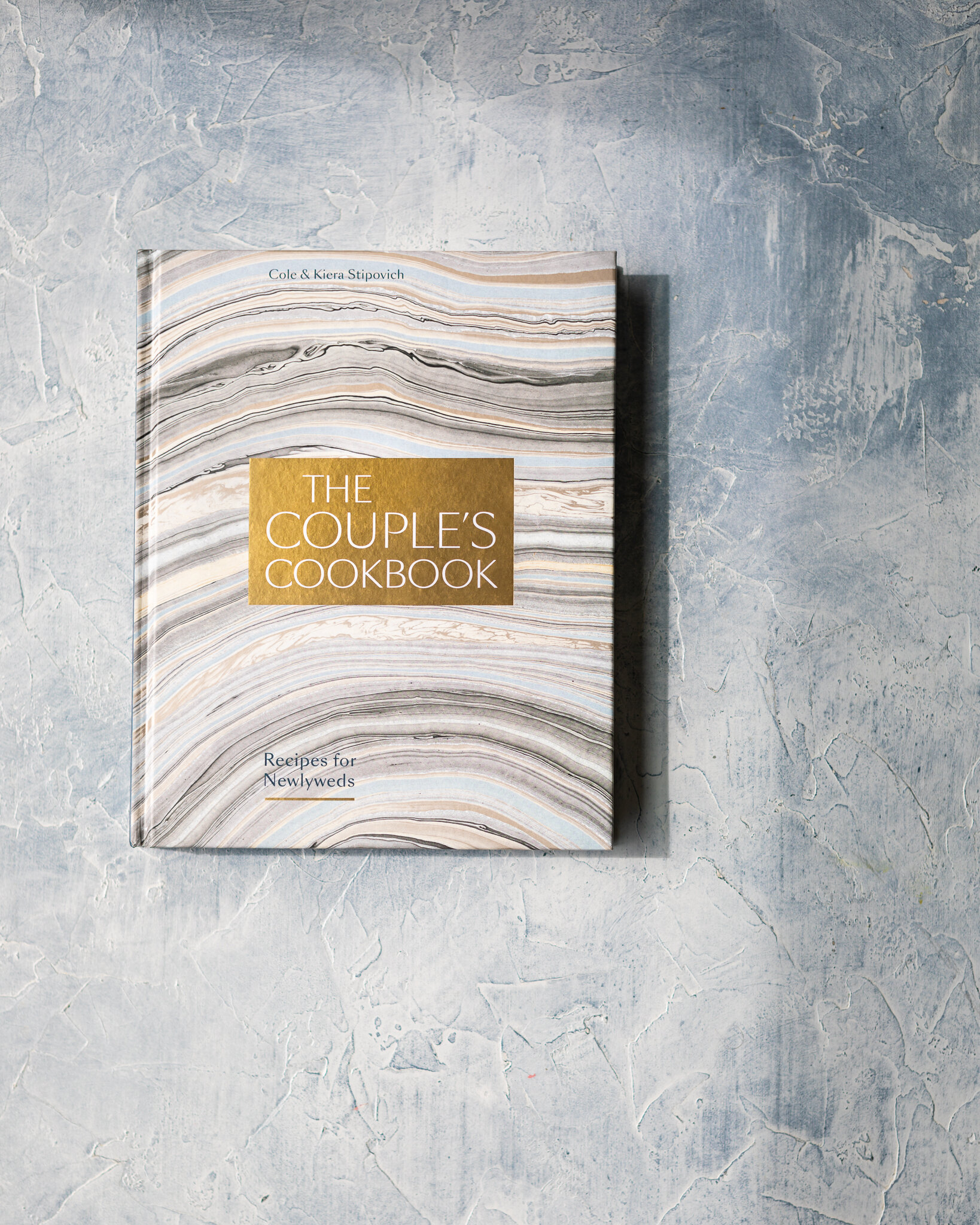 The Couple's Cookbook: Recipes for Newlyweds - Cover Image