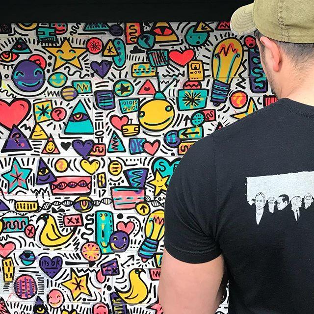 ❤️💡🔺🐥 #graffitiart #graffiti #streetart #toolbox #sanfrancisco #bayarea #california #travel #travelphotography #nofilter