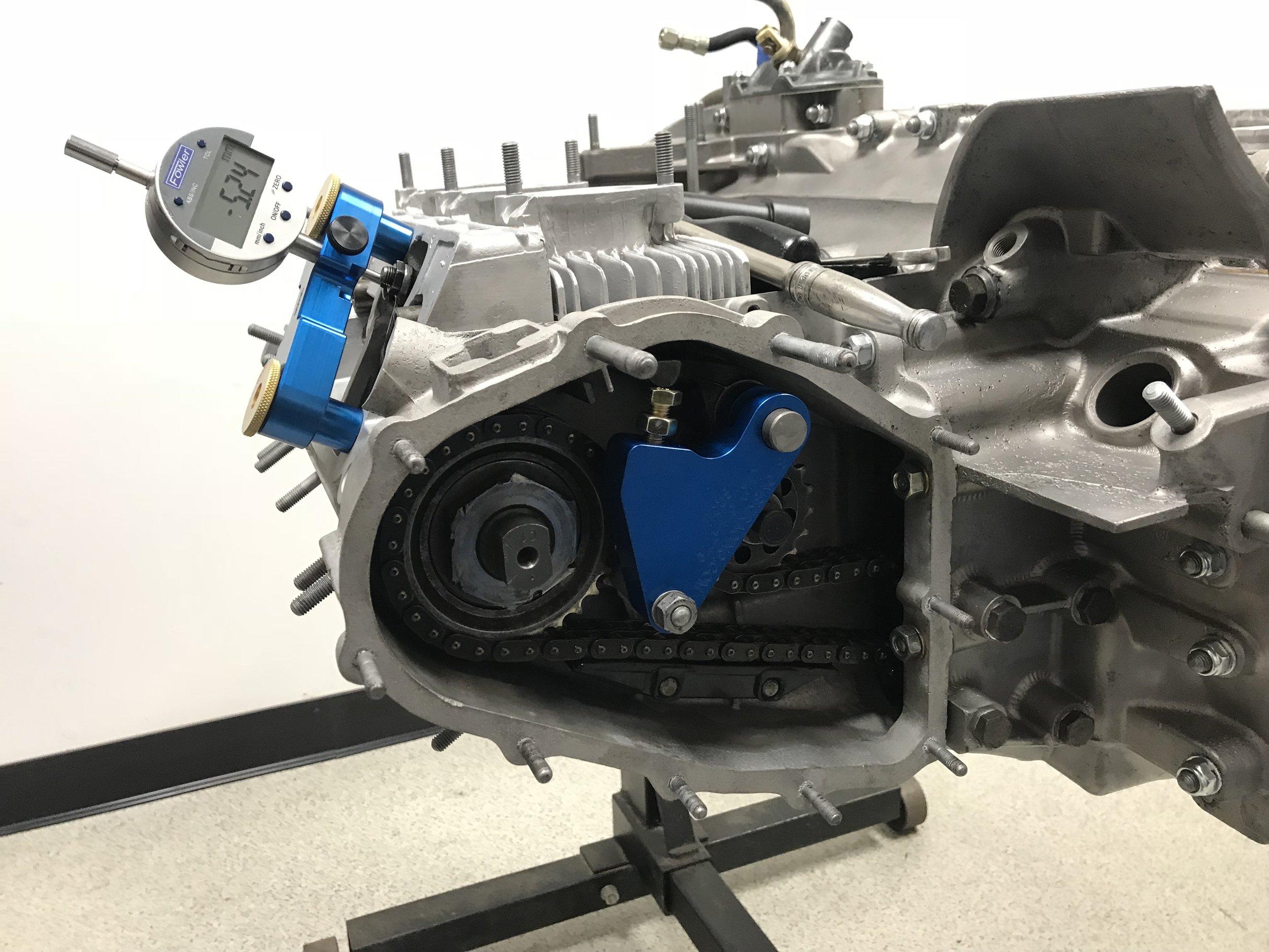 "1976 Porsche ""Euro Carrera"" 2,7RS MFI engine build for Magnus Walker"