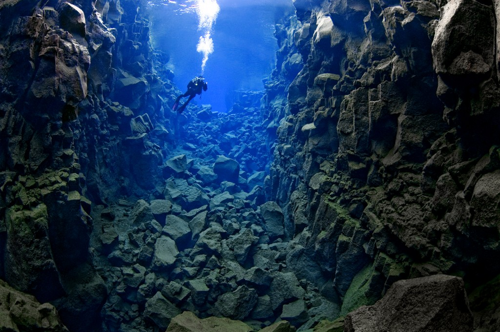 Photo from  Dive Iceland